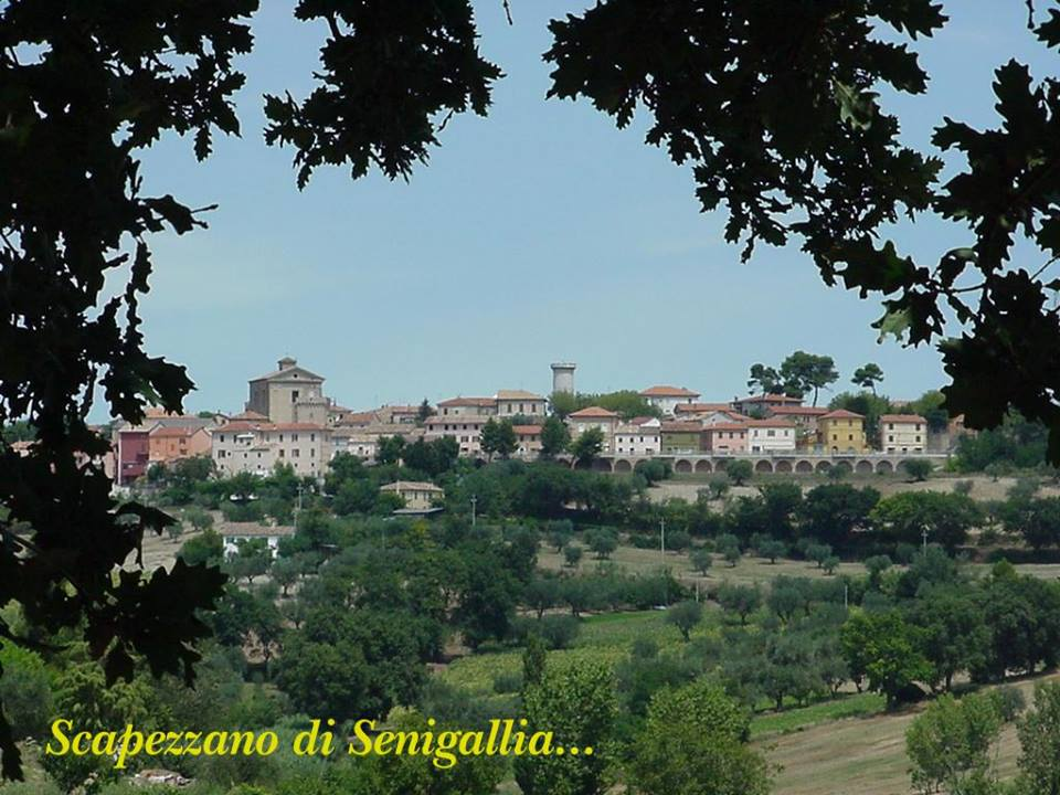 Frantoio tradizionale sito nel borgo di Scapezzano