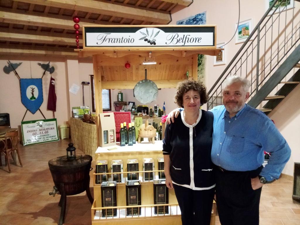 Benvenuti nella Bottega che Catia e Pietro hanno riaperto nel 2018